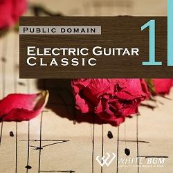 【商用可・空間演出・著作権フリー音楽BGMCD】<名曲>エレクトリックギタークラシック1(4001)