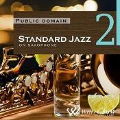<名曲>スタンダードジャズ2 -on saxophone-(4015)